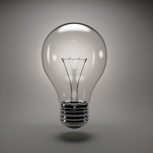 Incandescent light bulb 3D model | CGTrader
