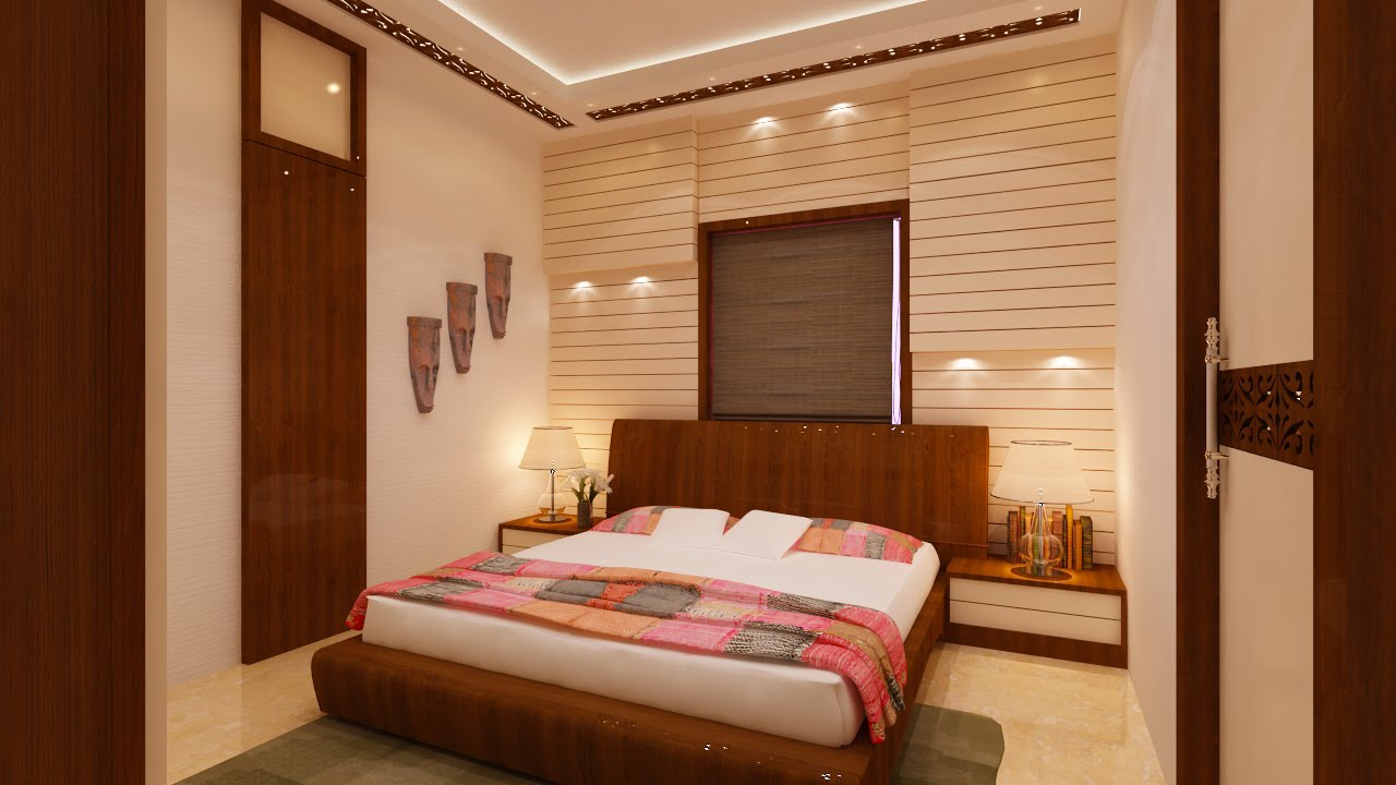 Bedroom Interior Design and Color