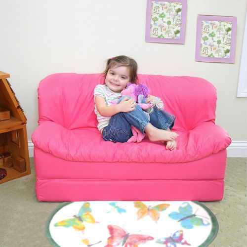 Cool Kids Sofa Design Ideas For Your Kids Room Decoration With Pink Sofa  Bed Couch Bed For Kids