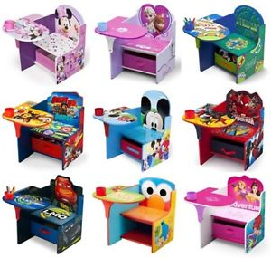 Image is loading Table-Kids-Set-Chair-Desk-Children-Activity-Play-