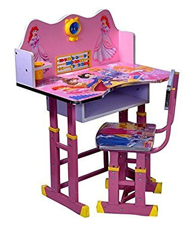 Buy KIDS STUDY TABLE AND CHAIR SET in Pakistan at Just Rs. 4299/- at  www.nowshop.pk