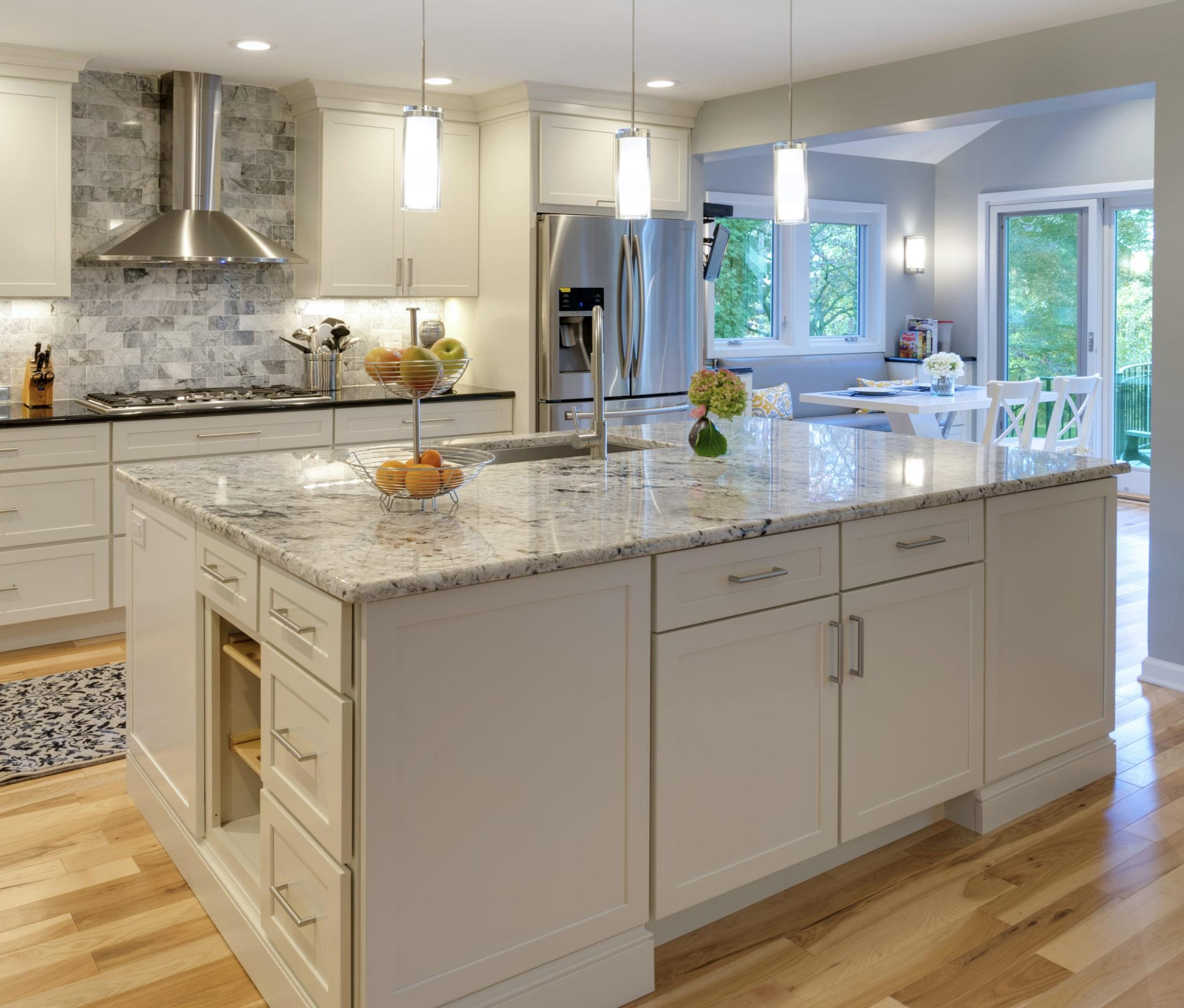 Main Line Kitchen Design – Milestones from 2017 into 2018.