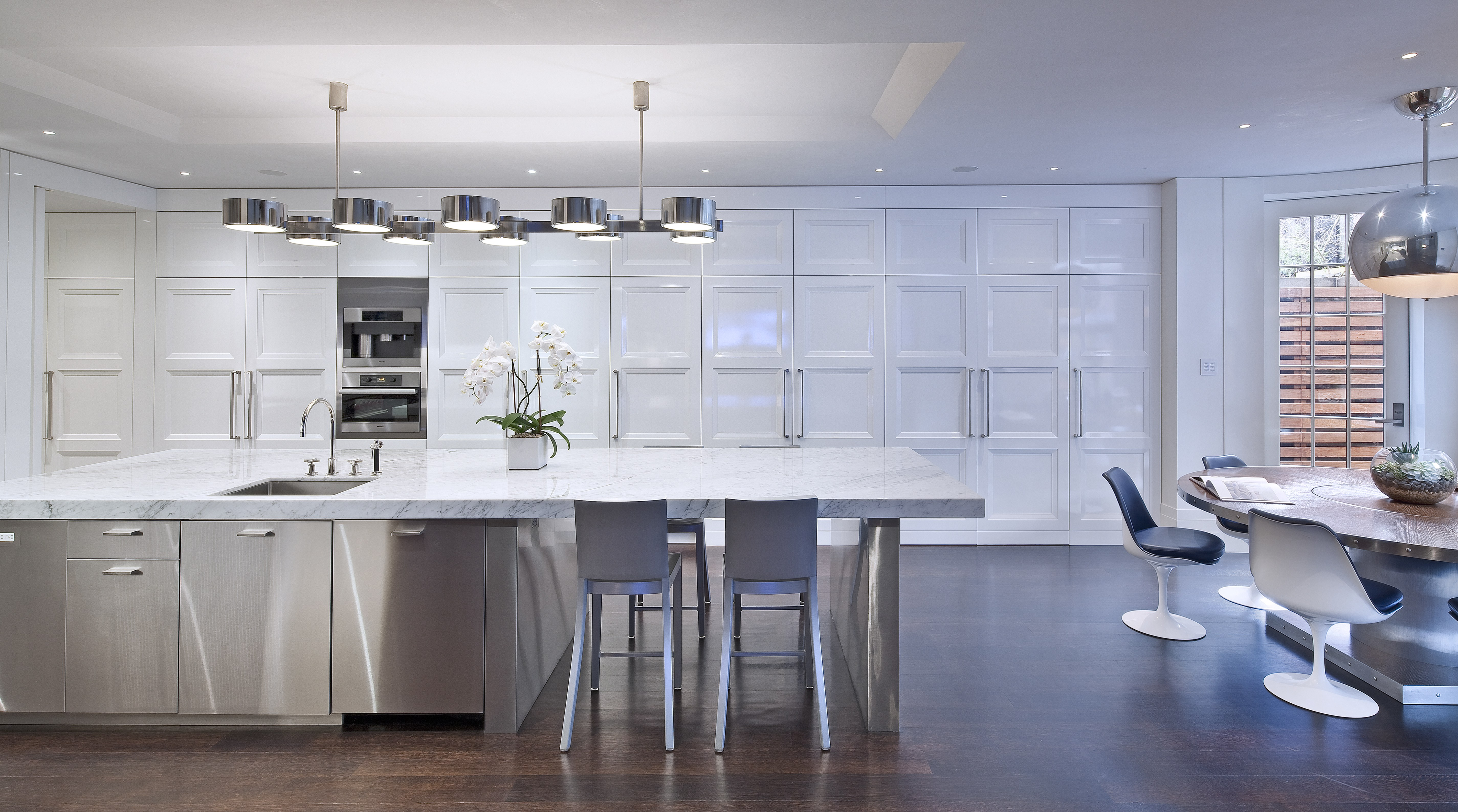 6 Clever Kitchen Design Ideas from St. Charles of New York