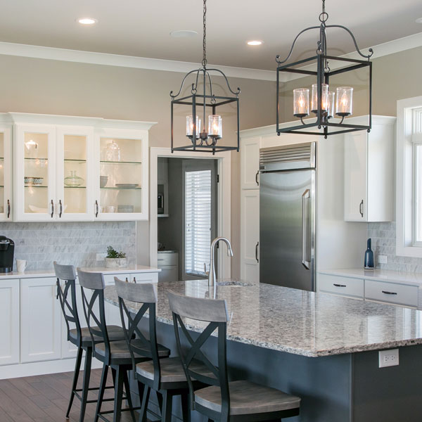 Customized Kitchen Lighting Ideas | Embellish your Plan