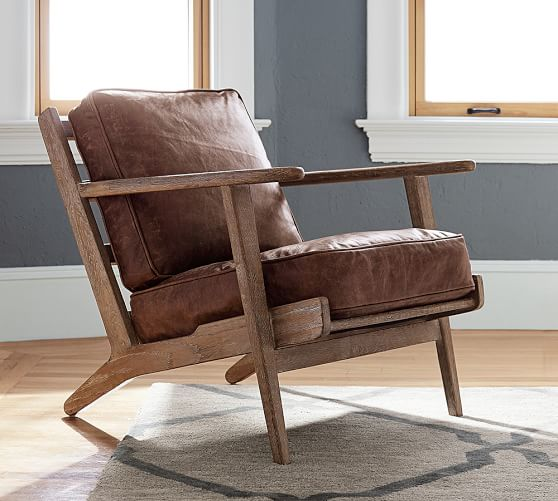 Raylan Leather Armchair