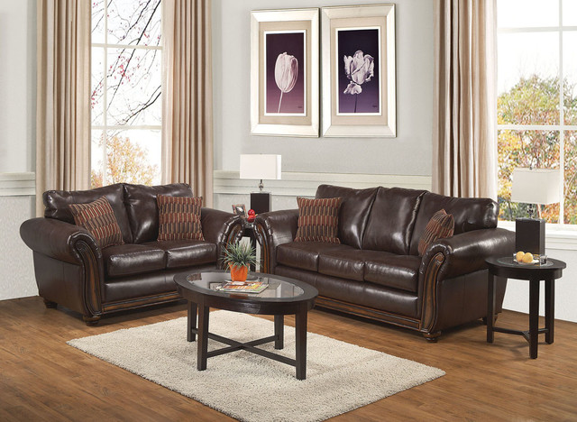 Leather Couch And Loveseat Home