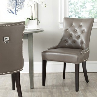 Buy Leather Kitchen & Dining Room Chairs Online at Overstock | Our Best Dining  Room & Bar Furniture Deals
