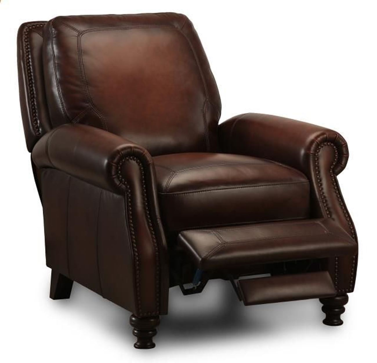 Picture of Ashland Prairie Meadows Leather Recliner