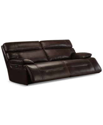 Leather Sofa Recliners