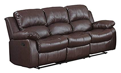 Leather Sofas With Recliners