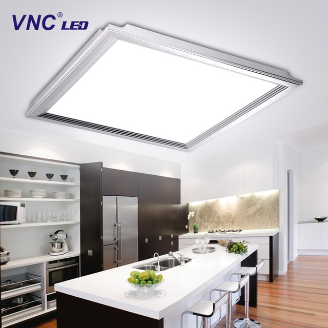 8W 12W 16W Led Kitchen Lighting Fixtures Ultra Thin Flush Mounted