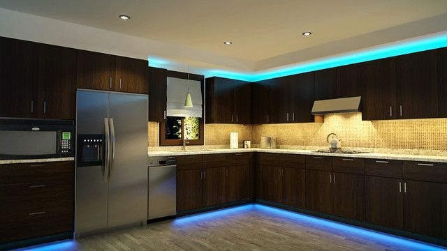 LED Kitchen Lighting for Smart Family: 8 Choices | Home Decor Ideas