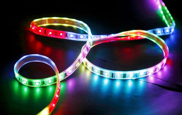 Make Your Party A Success With Colour-Changing LED Lights!