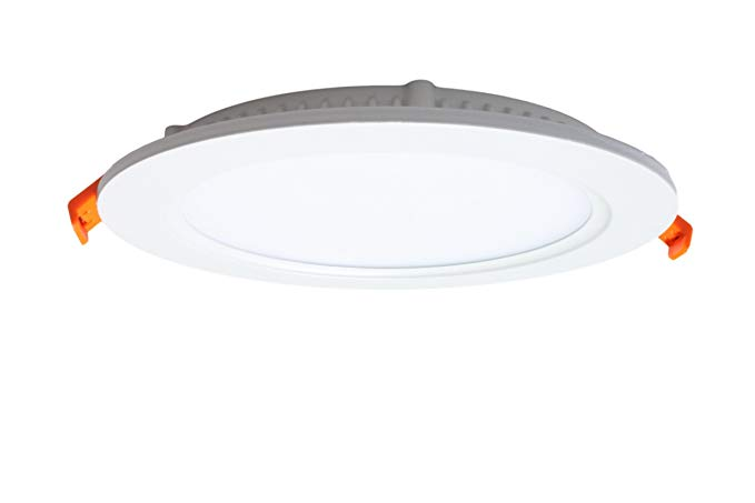 Slim LED Recessed light 6 Inch 16W 1100 Lumens Dimmable No Housing