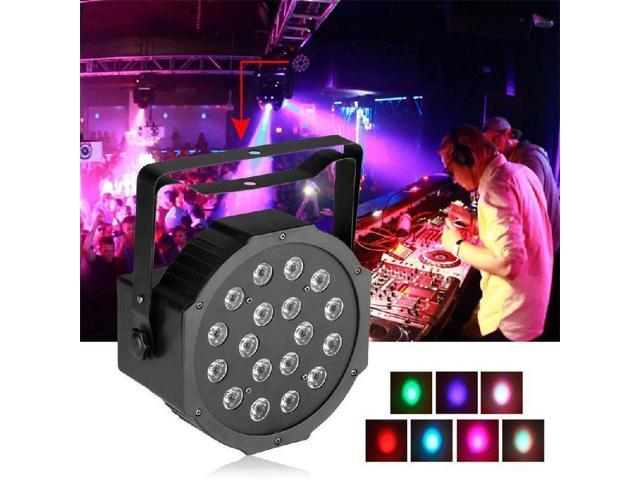 Professional LED Stage Lights 18 LED RGB PAR LED DMX Stage