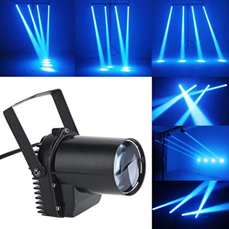 Amazon.com: LED Stage Spotlight,30W LED Beam Spotlight Cool White