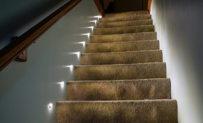 LED Stair Lights: A Great Way to Make Your Stairs Look Fantastic