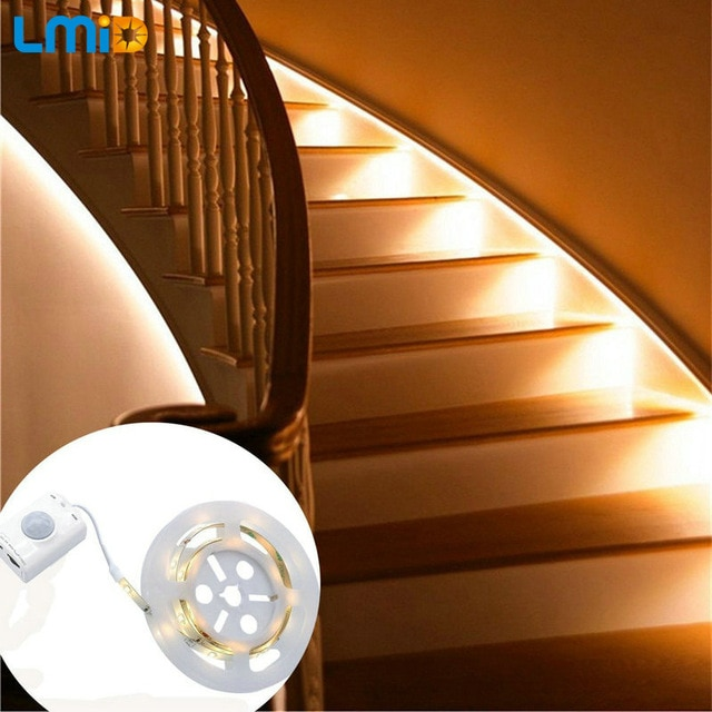 Lmid 2700K Warm White Recharged LED Strip Lights SMD2835 Flexible