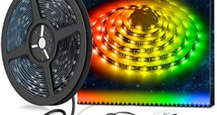 Amazon.com: MINGER DreamColor LED Strip Lights Built-in IC with APP