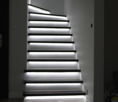 Led Strip Lights Stairs