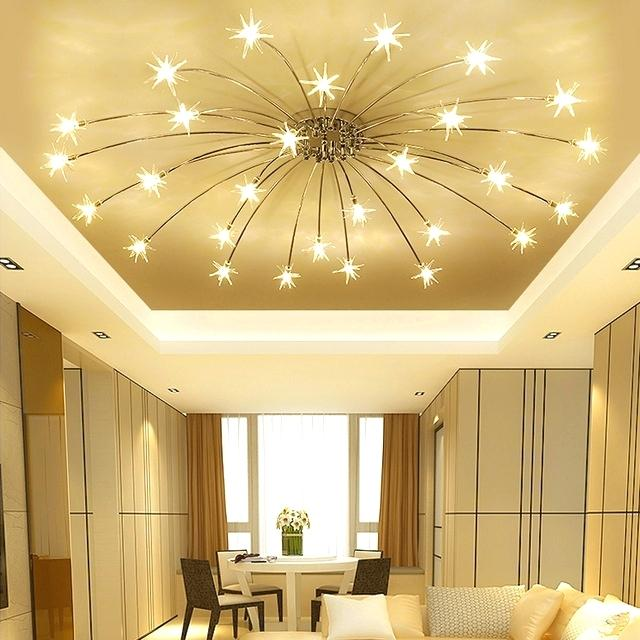 Ceiling Light For Bedroom Modern Minimalist Led Living Room Ceiling