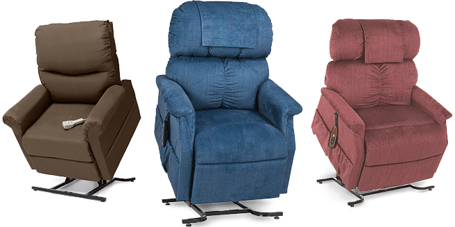 We are the largest retailer of lift chairs in the US! Lift Chairs