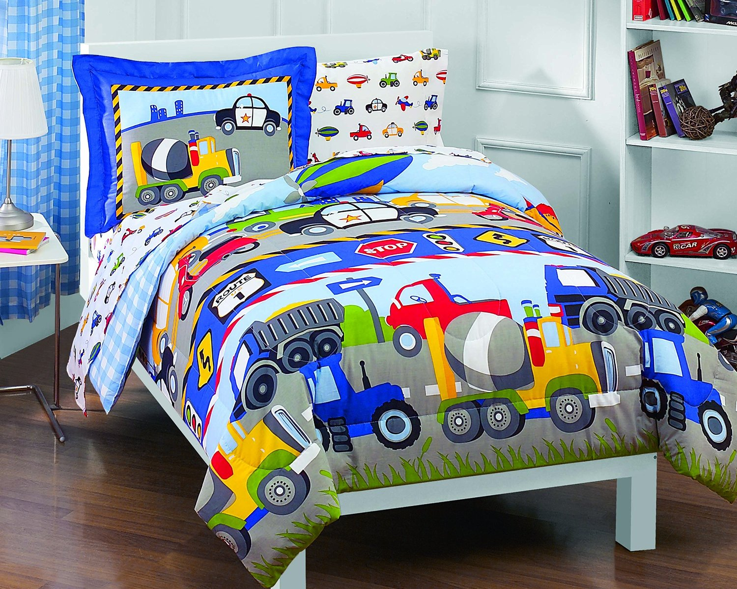 Linen Boy's Bedding