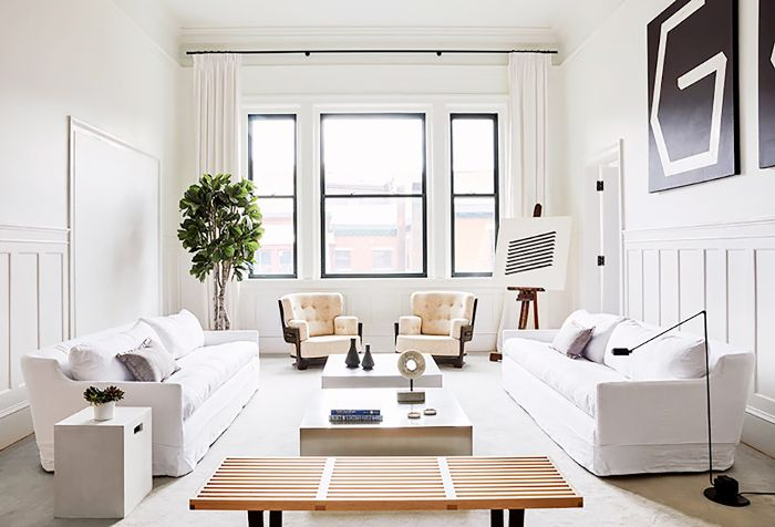 Honestly, This Living Room Makeover Is the Perfect Pick-Me-Up