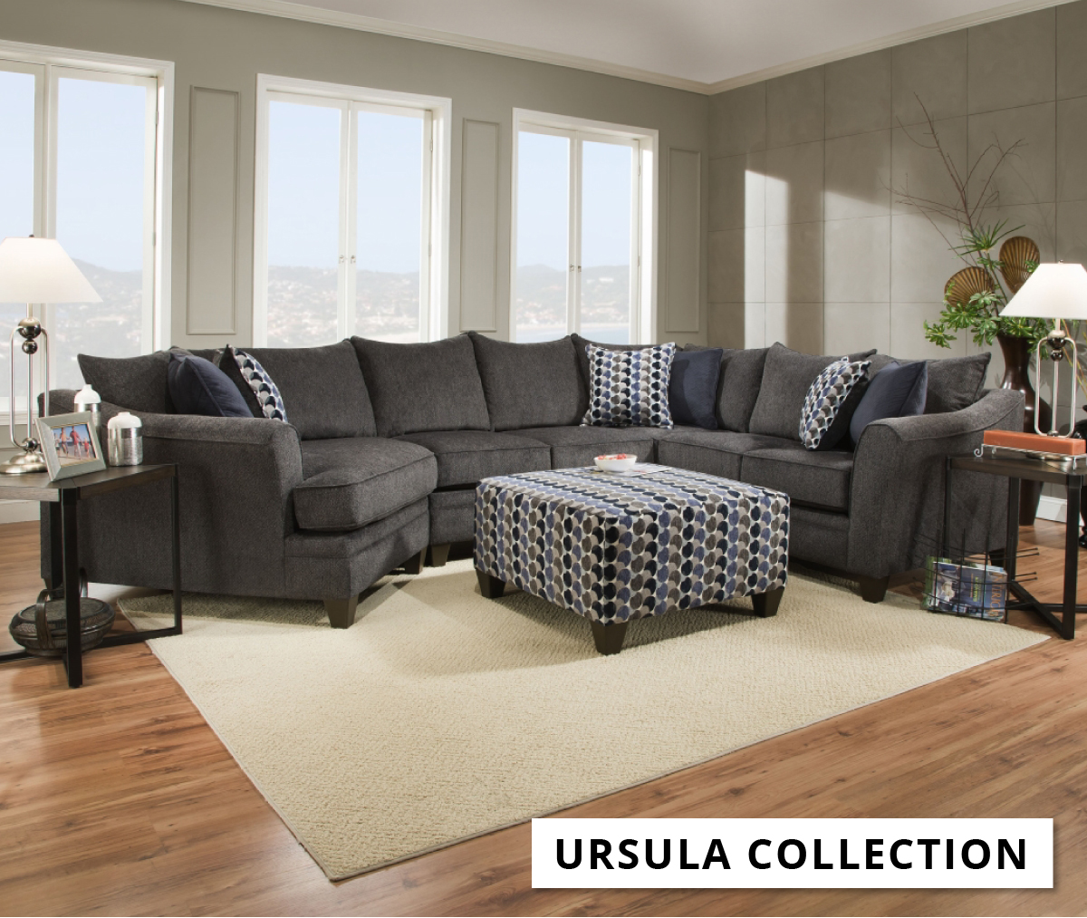 Living Room. Bark Collection · Avalon Collection
