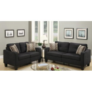 Lincon Sofa and Loveseat Set