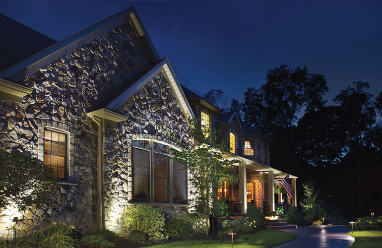 The Many Opportunities of Low-Voltage Landscape Lighting - Turf