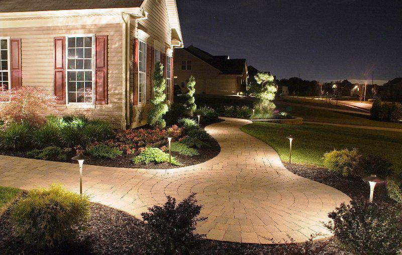 Low Voltage Led Landscape Lighting Sets : Acvap Homes - The Ideal