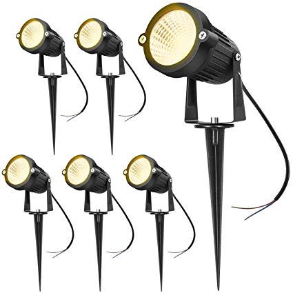 Amazon.com : Hypergiant 12W LED Landscape Lights Low Voltage (AC/DC