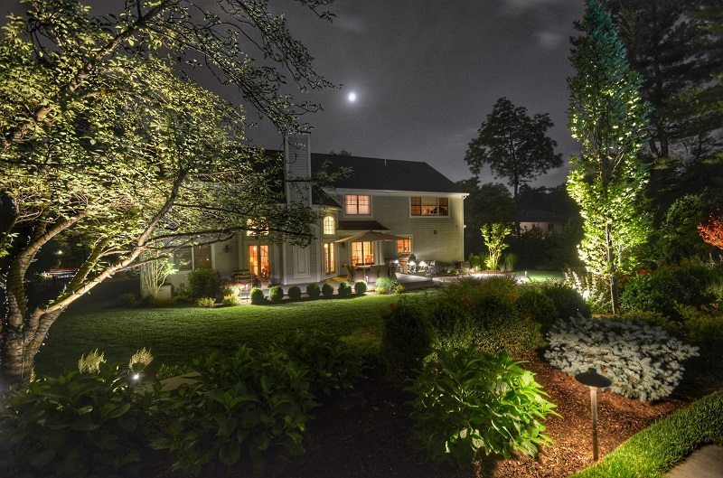 Low Voltage Led Landscape Lighting