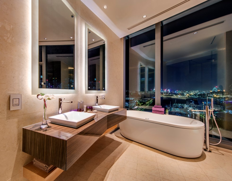 Darling Sydney Penthouse - Luxury Bathrooms