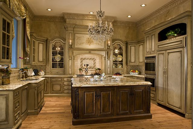 20 Jaw Dropping Luxury Kitchen Design Ideas | Home Decor | Victorian