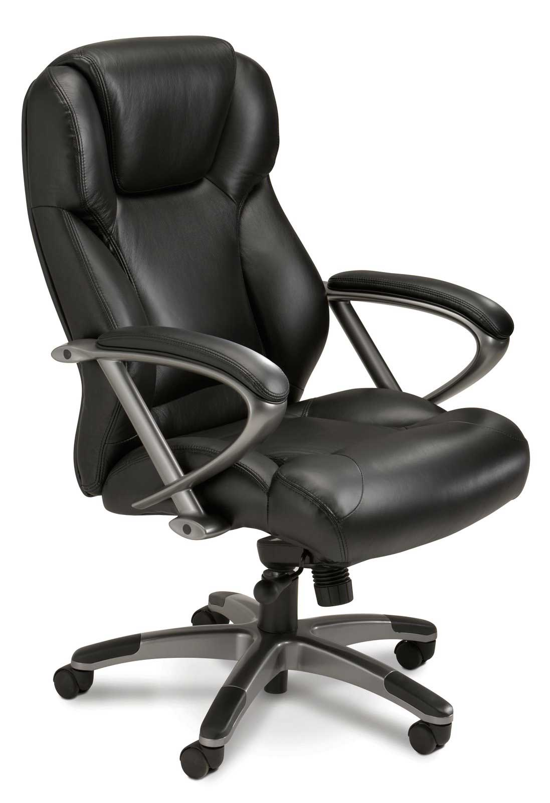 Ultimo black luxury office chairs series