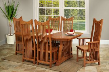 Wooden Mission Furniture from Countryside Amish Furniture