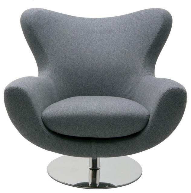 Conner Lounge Chair - Modern - Armchairs And Accent Chairs - by