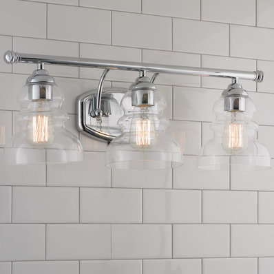 Modern & Contemporary Bathroom & Vanity Lighting - Shades of Light