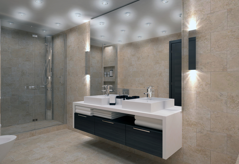 Modern Bathroom Light | Elegant Modern Lighting