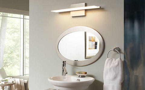 Modern Bathroom Light Fixtures