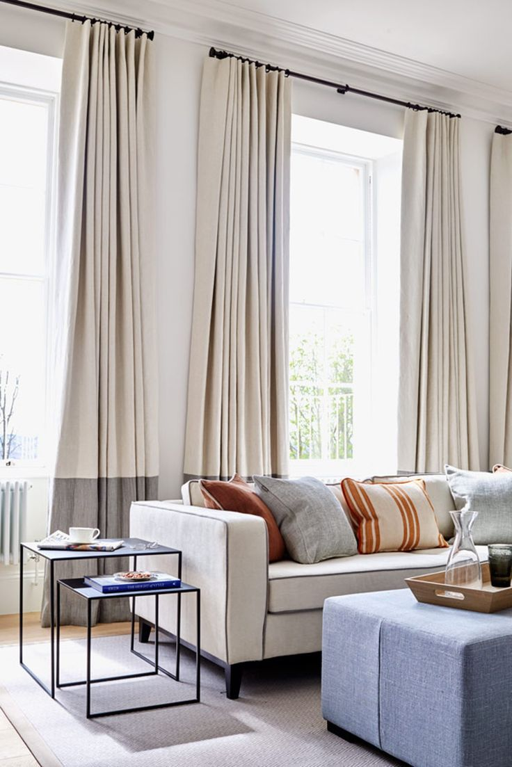 Cool Living Room Curtains