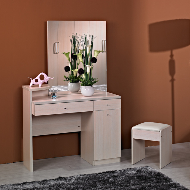 Residential furniture Tables class modern dresser dressing tables dressing  table mirror mini size dressing table Specials
