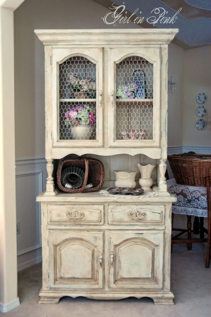 Possable hutch color for kitchen.French country cottage decor ~ Modern  Home Ideas