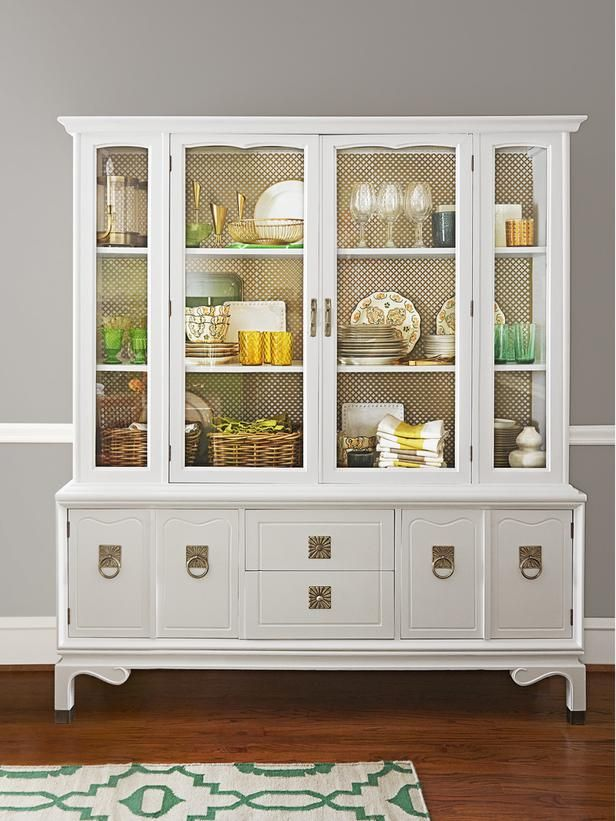 Image result for china display ideas Hutch Display, Display Case, Display  Ideas, China