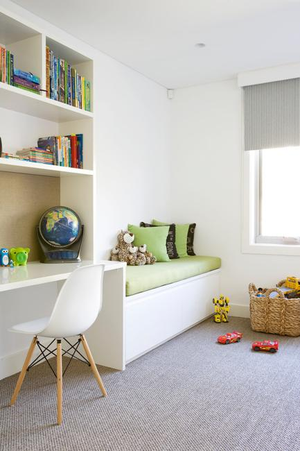 Modern kids room design and trends in decorating