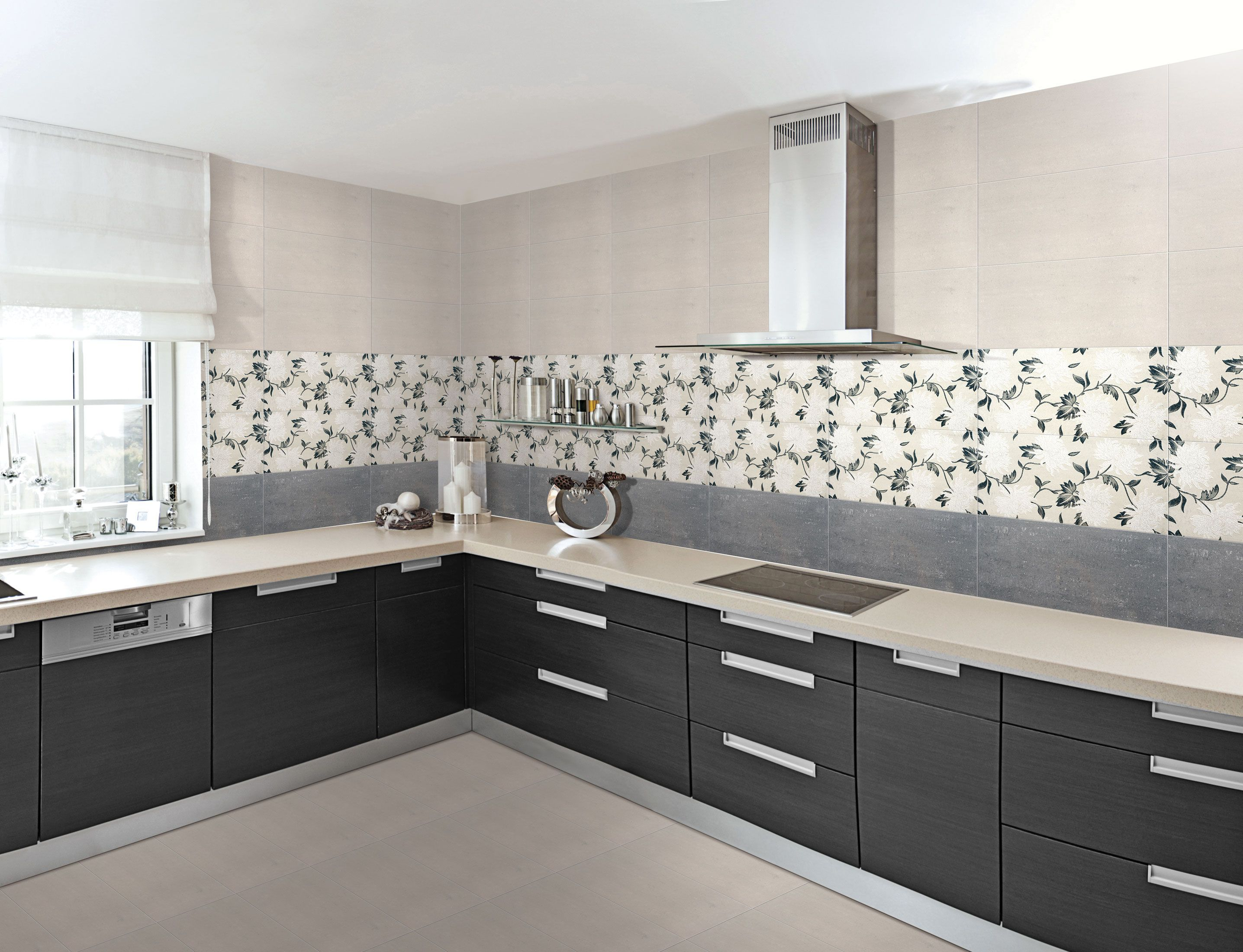 15 Why Choosing Modern Kitchen Wall Tiles Design Trend