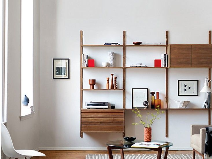 Royal System Shelving Unit C | Office | Pinterest | Wall mounted shelves,  Shelving systems and Wall shelving systems
