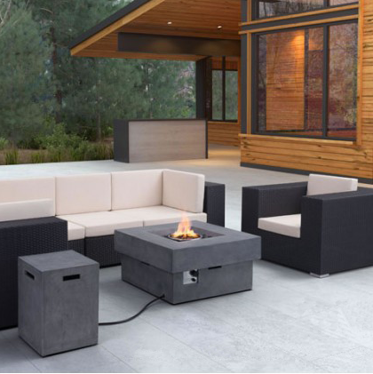 Modern Outdoor Accents and Accessories